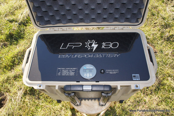 LFP 180 Portable Battery Power Packs