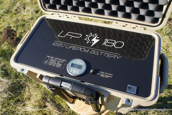 Michael G - LFP 180 Portable Battery Power Pack