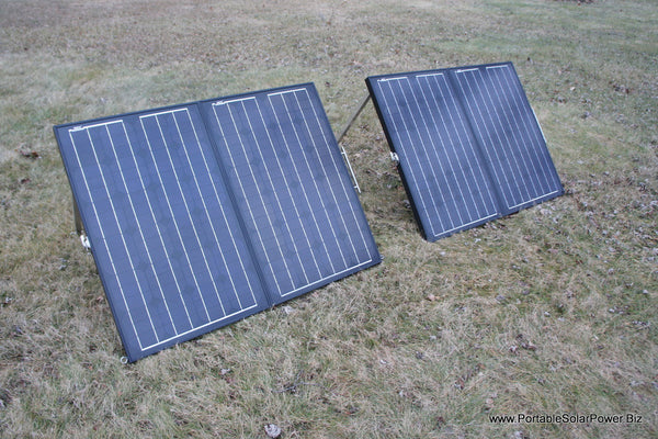 LFP 180 Portable Solar Power Generator System