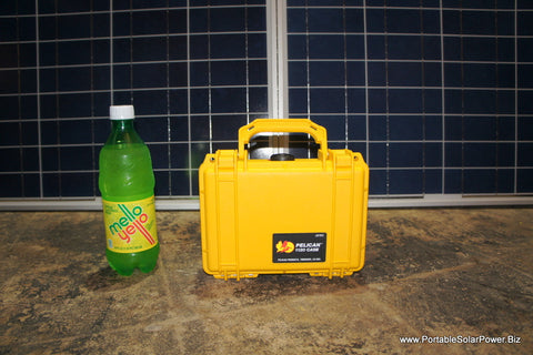 Solar Battery Charger Kit