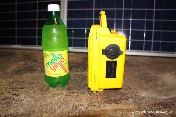 Portable Solar Charge Controller