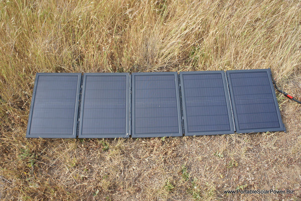 Custom Payment Page for Tom L - 2 x 50w Solar Panels