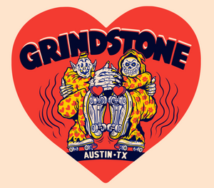 grindstone atx sticker