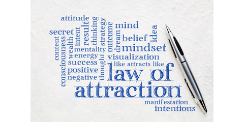 Law of Attraction | Moon Charged Crystals