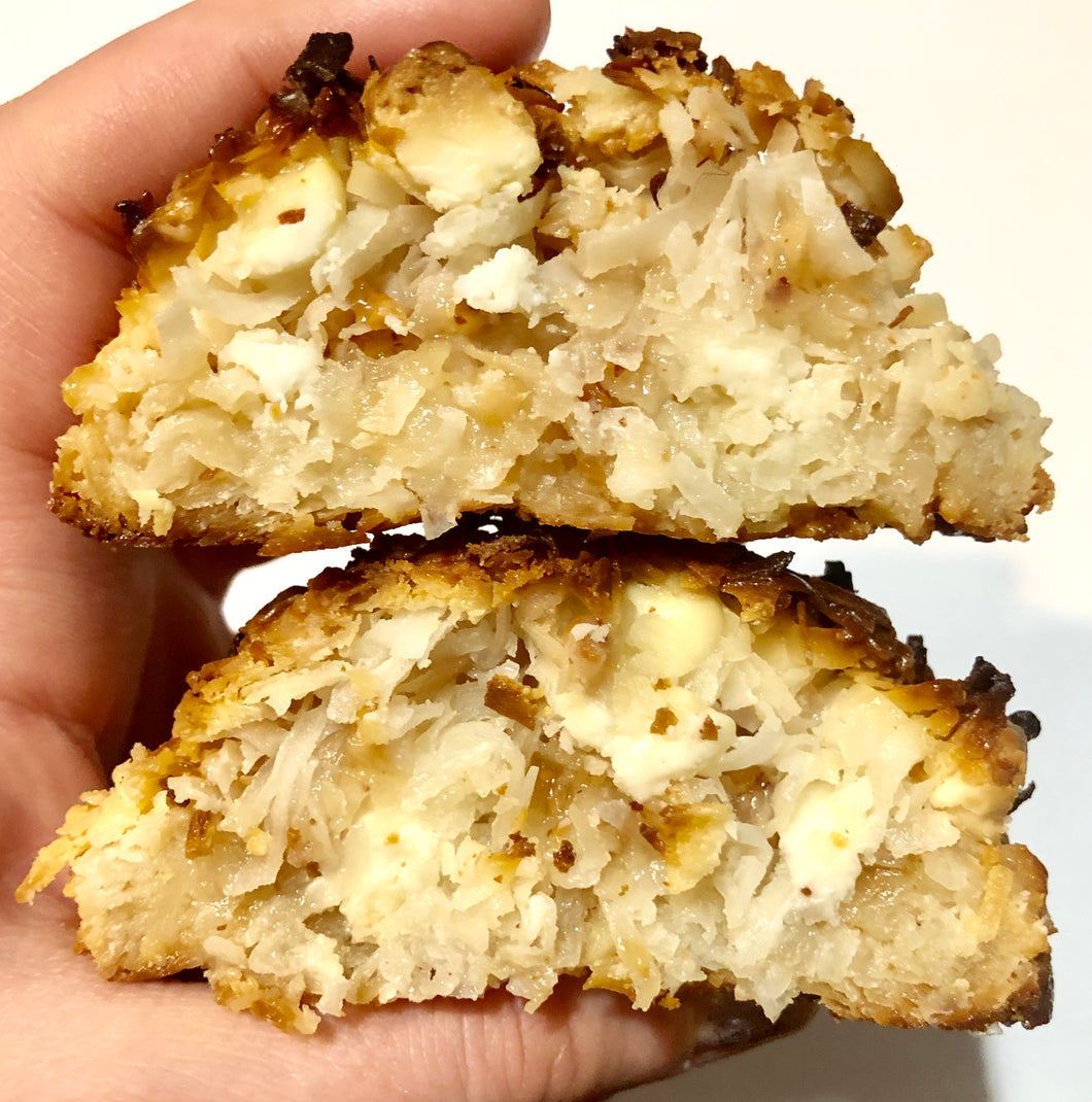 Toffee + Cream Macaroons