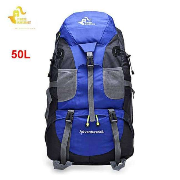 60L Backpack With Rain Cover - Love Travel Share