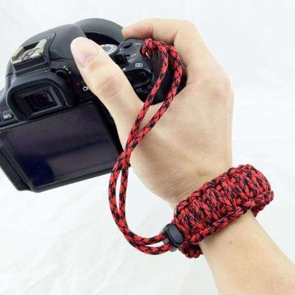 Braided Wristband Strap - Love Travel Share