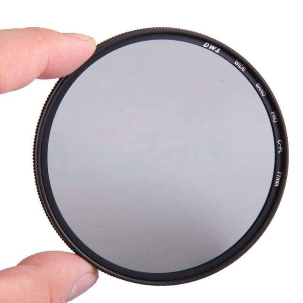DSLR Camera Polarizer Filters - Love Travel Share