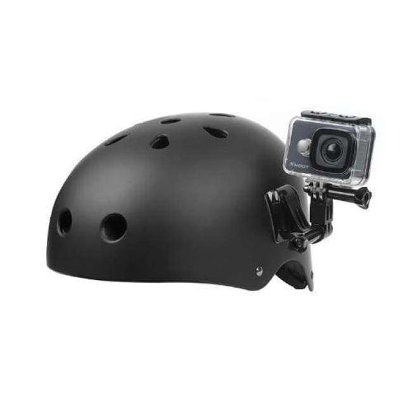 Flat and Curved Mounts for GoPro (8 pieces) - Love Travel Share