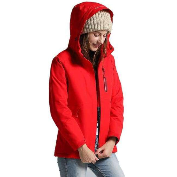 Men Women Heated Jacket - Love Travel Share