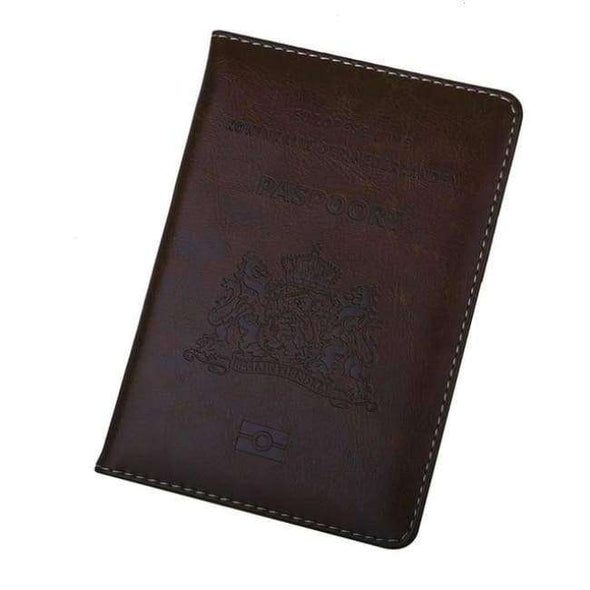 Netherlands Passport Cover - Love Travel Share