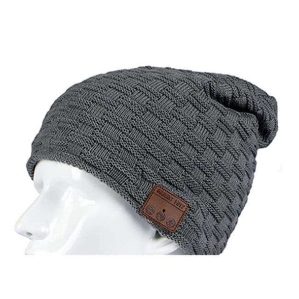 Stylish Warm Bluetooth Beanie - Love Travel Share