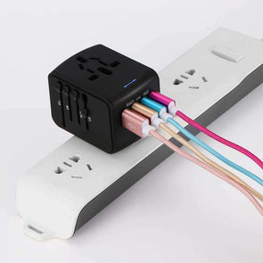 Universal Travel Adapter - Love Travel Share