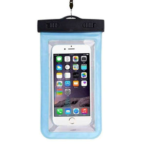 Universal Waterproof Cell Phone Bag - Love Travel Share