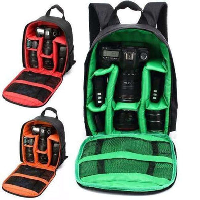Waterproof Camera Backpack - Love Travel Share