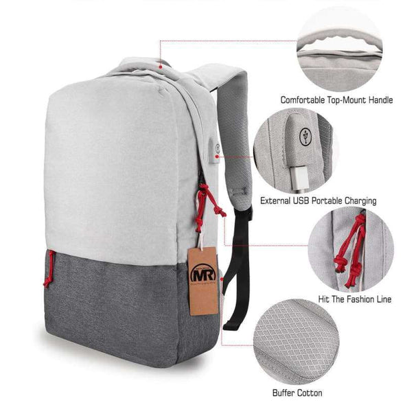 Waterproof Nylon Backpack - Love Travel Share