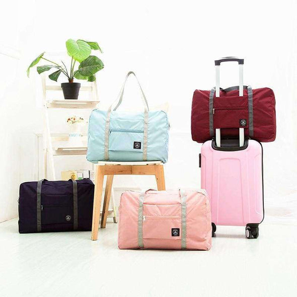 Waterproof Nylon Travel Bags - Love Travel Share