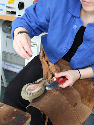 Knotted Shoe Making - Weekend