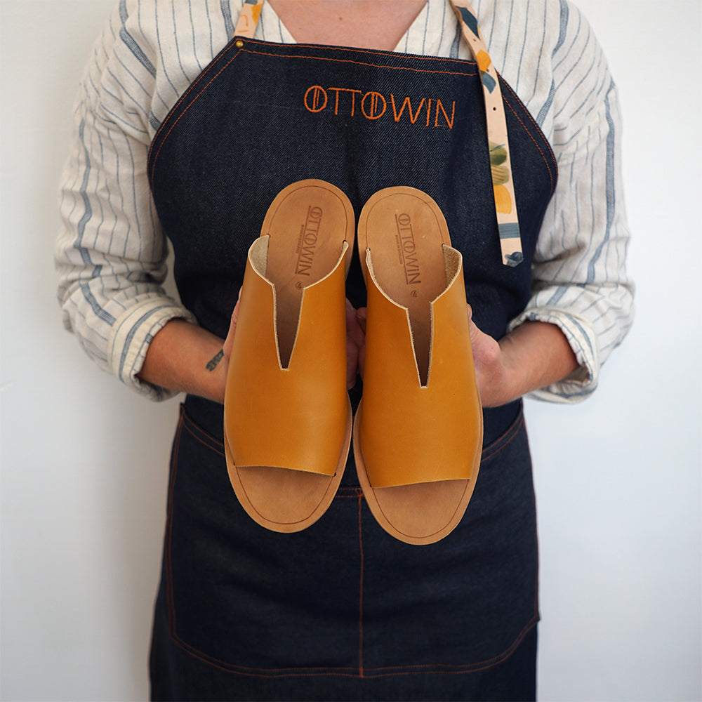 Rowan Sandal Making - 1 day course