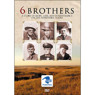 6 Brothers DVD cover