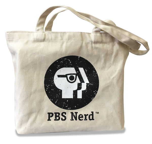 PBS Nerd Tote Bag