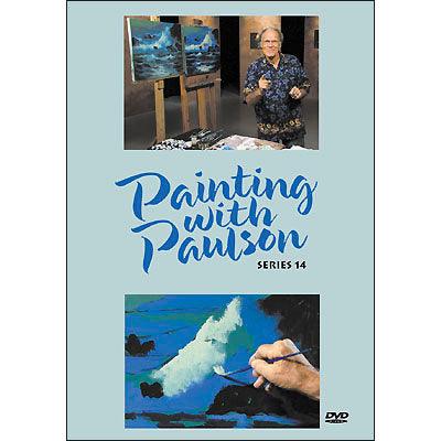 Painting with Paulson Series 14 DVD