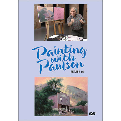 Painting with Paulson Series 16 DVD