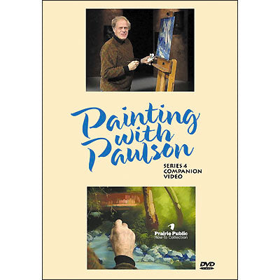 Painting with Paulson Series 4 DVD