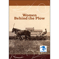 Women Behind the Plow DVD