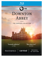 Downton Abbey: The Complete Collection (21 Blu-Ray Disc Set)
