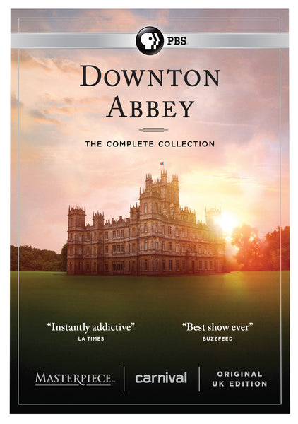 Downton Abbey: The Complete Collection (22-DVD Set)