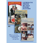Germans from Russia Food Pantry Collection DVD