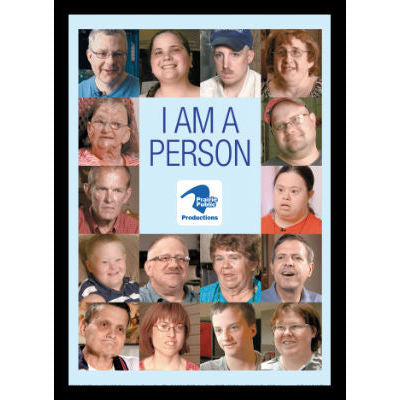 I Am A Person DVD