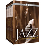 Jazz: A Film by Ken Burns (10-DVD Set)