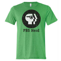 PBS Nerd Short Sleeve T-Shirt