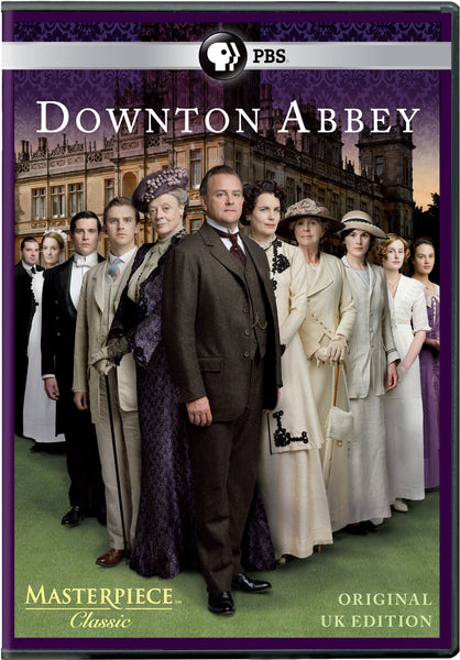 Downton Abbey Season 1 (3-DVD Set)