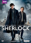 Sherlock Season Two (2-DVD Set)
