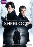 Sherlock Season Three (2-DVD Set)