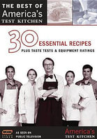 The Best of America's Test Kitchen: 30 Essential Recipes