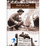 Built To Last: The Legacy of the CCC in Minnesota DVD