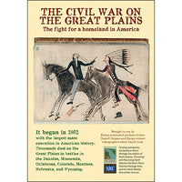 Civil War on the Great Plains DVD