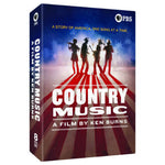 Country Music Ken Burns DVD