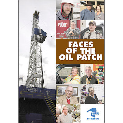 Faces of the Oil Patch DVD