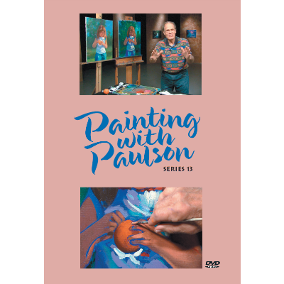 Painting with Paulson Series 13 DVD