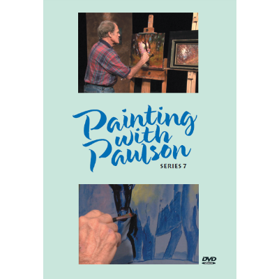 Painting with Paulson Series 7 DVD