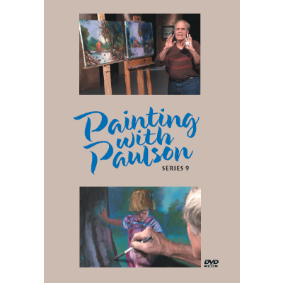 Painting with Paulson Series 9 DVD
