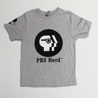 Youth PBS Nerd Short Sleeve T-Shirt