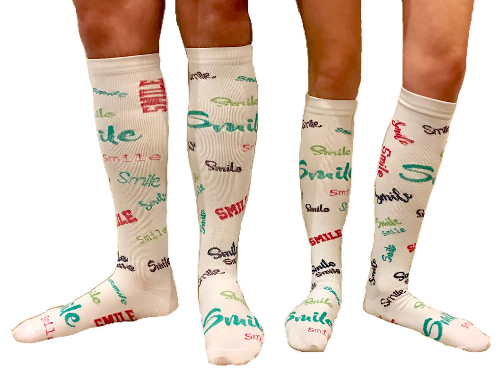 NEW! COMPRESSION Sock Smile - DentalSocks ™