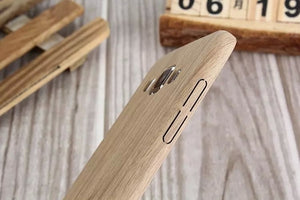 Wood Grain Samsumg Phone Case