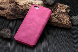 Pink iPhone Wallet Case